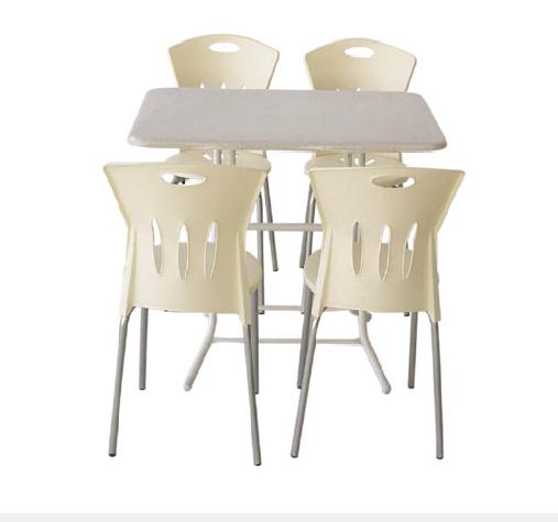 Dikdörtgen lokanta masası 4 kişilik - 10