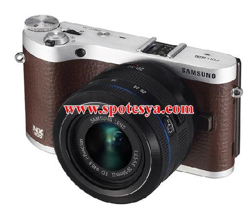 Samsung nx300 dijital fotoğraf makinesi