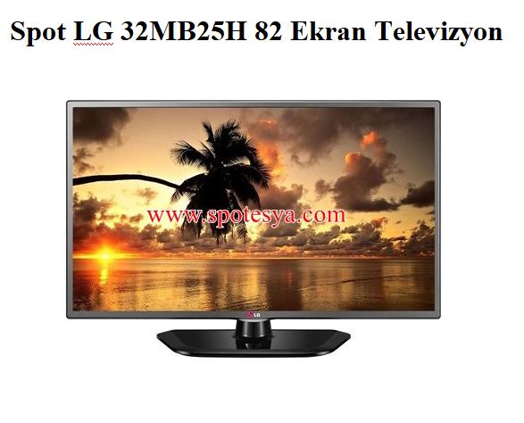 Spot LG 32MB25H 82 Ekran Televizyon