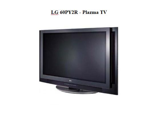 LG 60PY2R – Plazma TV