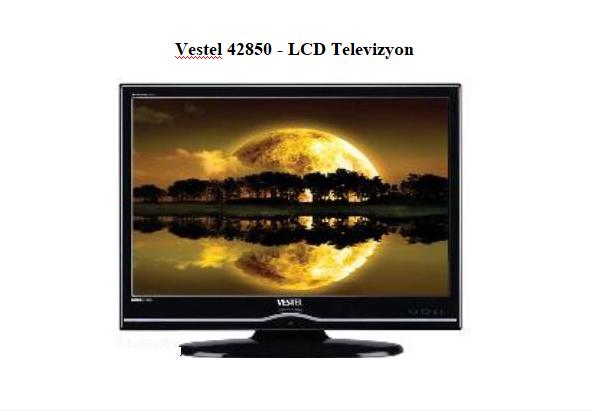 Vestel 42850 - LCD Televizyon