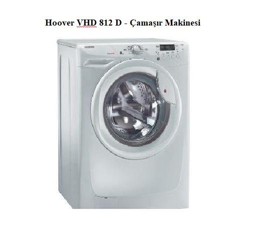 Spot Hoover VHD 812 D - Çamaşır Makinesi