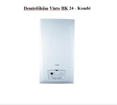 Spot Demirdöküm Vinto HK 24 – Kombi