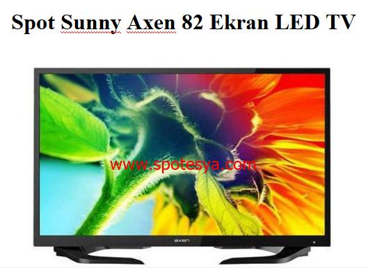 Spot Sunny Axen 82 Ekran LED TV
