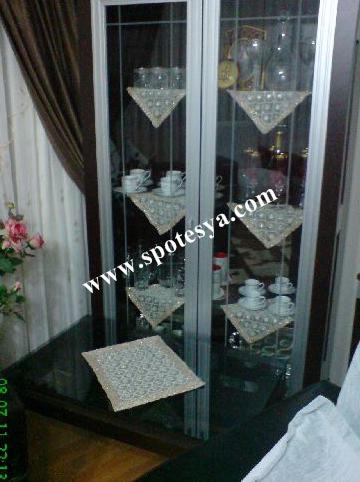 2.el komple satılık salon mobilyası
