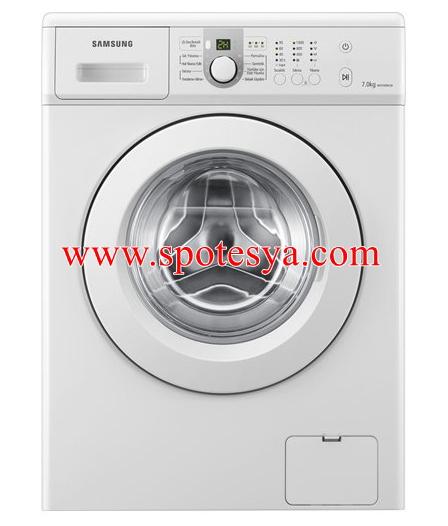 Spot Samsung WF0700NCW A+ Çamaşır Makinesi