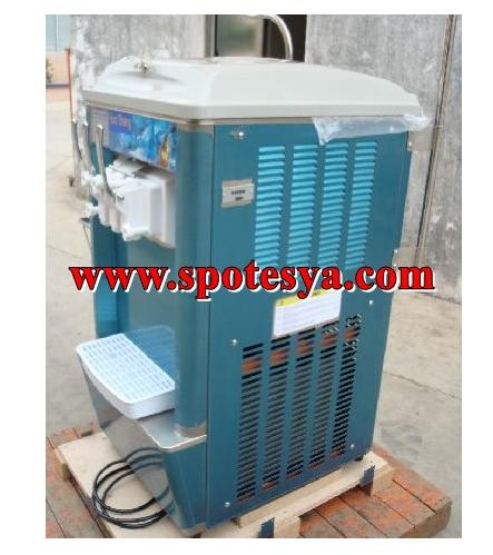 Spot dondurma makinesi, kullanılmış