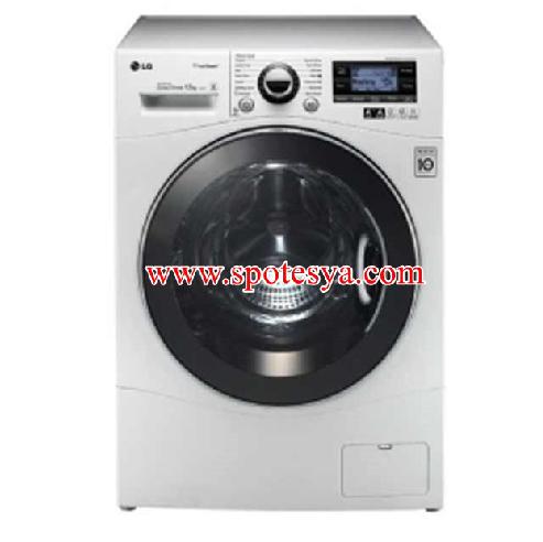 Spot LG F1495BDS 12 KG çamaşır makinesi