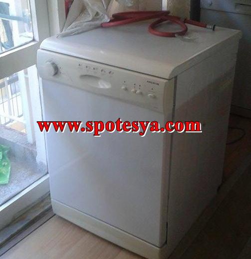 İkinci el garantili bulaşık makinesi