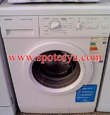 Siemens a enerji sorunsuz çamaşır makinesi