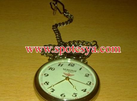 Antika köstekli saat satılıktır