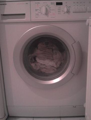 7 kiloluk siemens çamaşır makinesi
