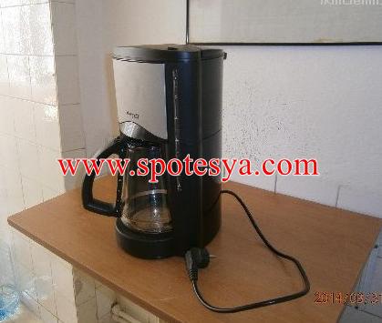 Kahve makinesi kullanılmış spot eşya