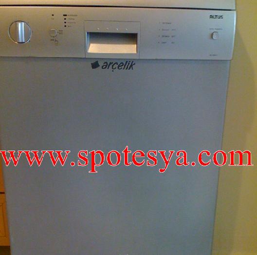 Altus spot arçelik bulaşık makinesi