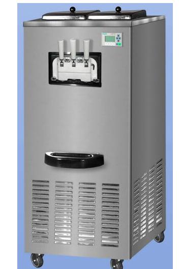 2.el dondurma makinesi 65x72x150 ölçülerinde
