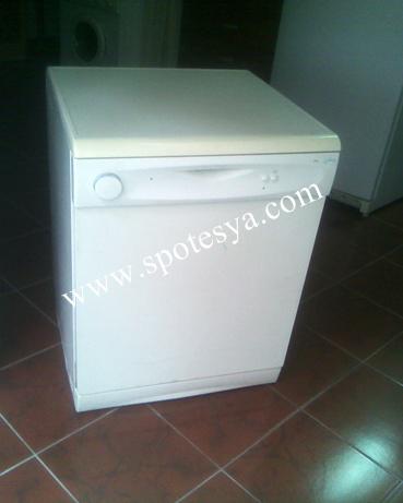 2 programlı arçelik bulaşık makinesi