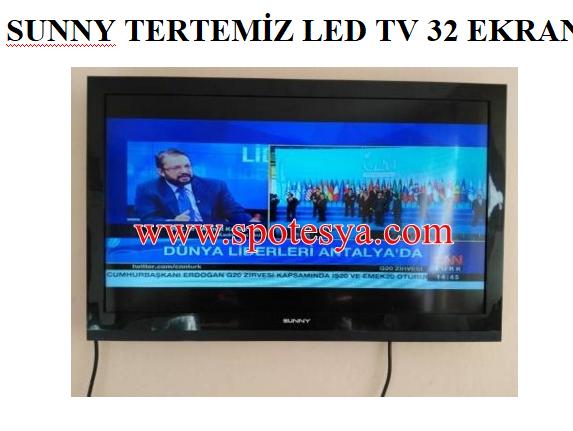 Sunny 32 ekran led televizyon