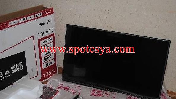 106 ekran LG televizyon