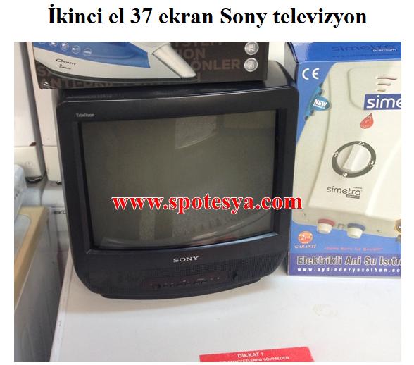 37 ekran sony televizyon satılık
