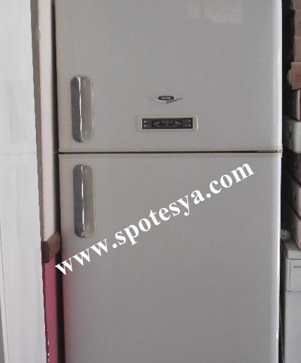 Vestel çok az kullanıldı nofrost buzdolabı