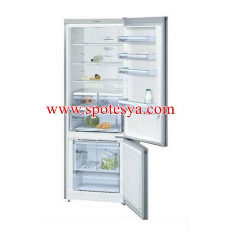 Spot bosch KGN56VL30N buzdolabı