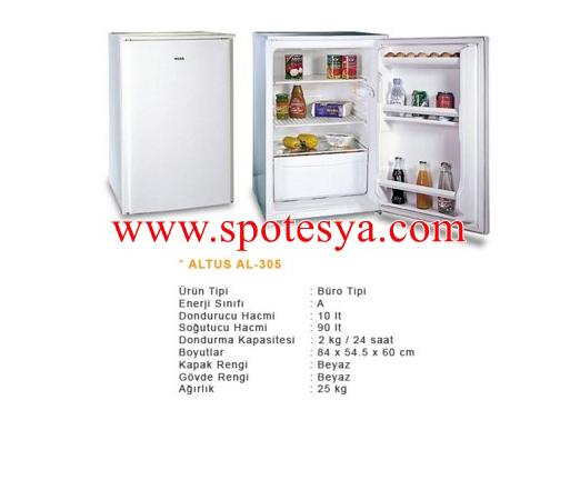 Spot Altus AL 305 Büro Tipi Buzdolabı