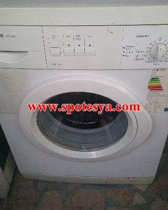 Defolu çamaşır makinesi spottan satılık