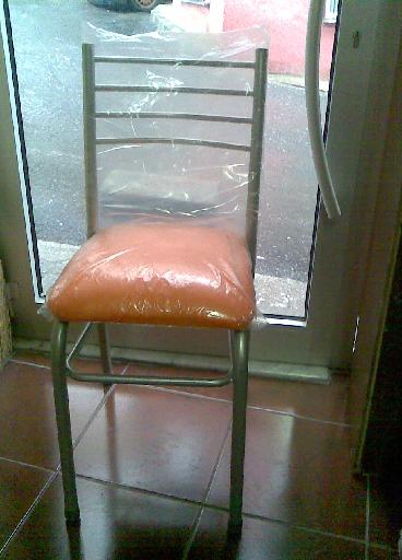 Demir Sandalye Spot İkinci El