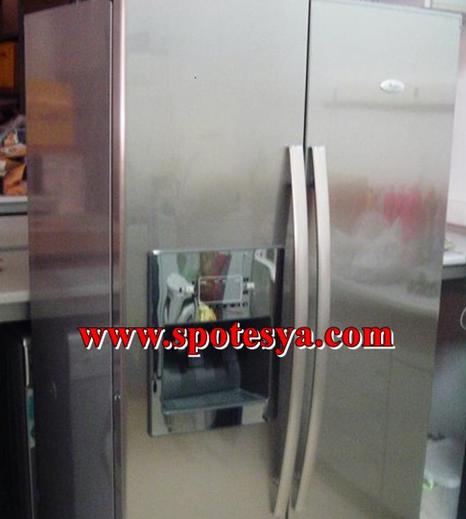 Kullanılmış gardop tipi buzdolabı