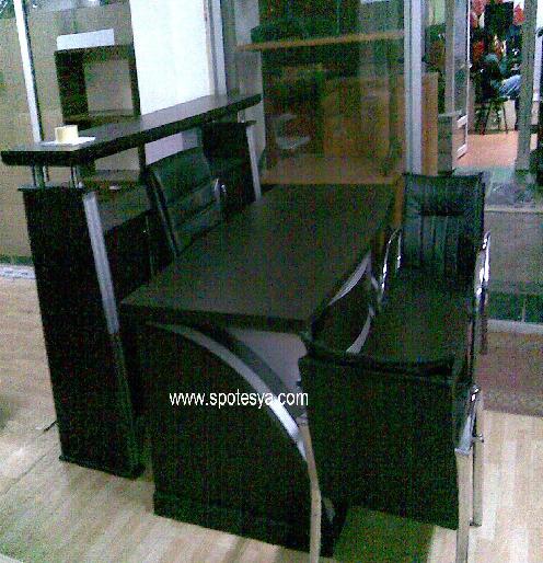 İkinci el makam masası ve sandalyeleri 501-A