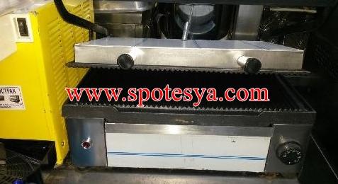 2.el doğalgazlı tost makinesi