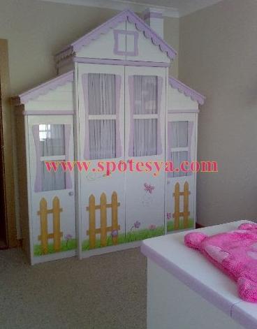 ikinci el şato çocuk odası mobilyası