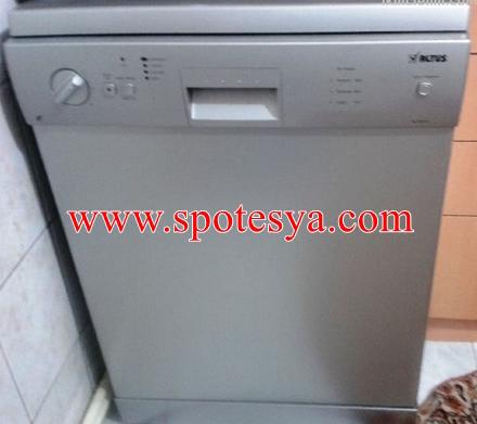 3 programlı kullanılmış altus marka bulaşık makinesi