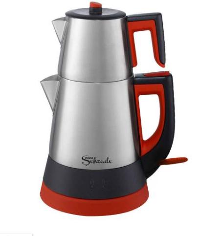 Spot Vestel Şehzade Çay Makinesi
