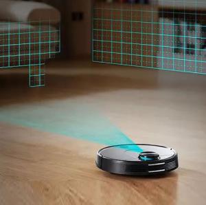 Spot Xiaomi VIOMI V2 Vacuum Cleaner Akıllı Robot Süpürge