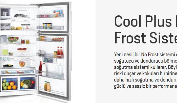 Spot arçelik 270481 MI buzdolabı