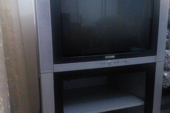 Tüplü televizyon beko 72 ekran flat görüntü kalitesi yüksek