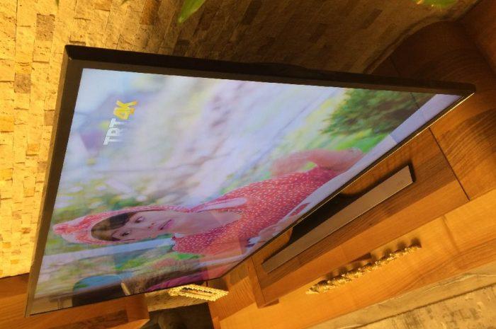 55 inç samsung ultra hd 4K smart televizyon