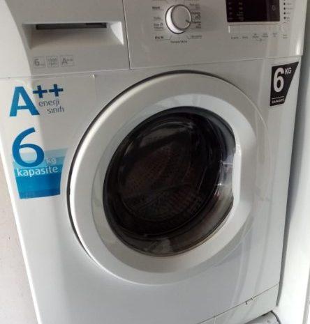 Beko 800 devir a++ 6 kiloluk çamaşır makinesi
