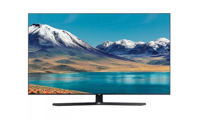 Spot Samsung 50TU8500 50 125 Ekran Uydu Alıcılı Smart 4K Televizyon