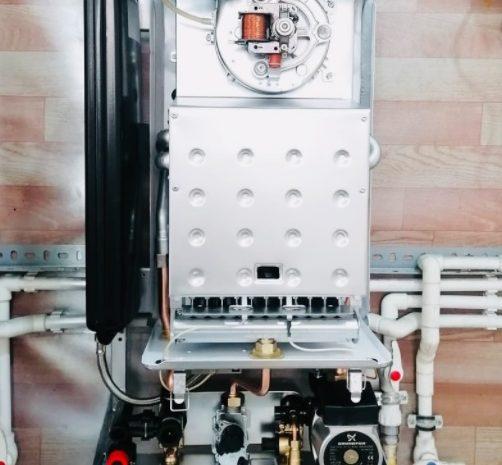 Demirdöküm neva 24 kW kombi orjinal alman malı