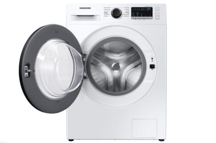 Spot Samsung WW90T4020CEAH 1200 Devir 9 kilo Çamaşır Makinesi